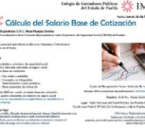 Cálculo del Salario Base de Cotización