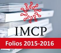 Folio No. 31/2015-2016: Guía para la presentación del dictamen a presentarse en septiembre 2016