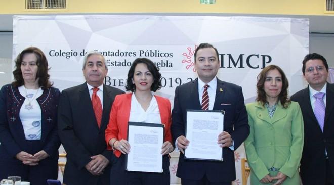 CCPEP fija postura sobre la designación del Auditor Superior del Estado de Puebla