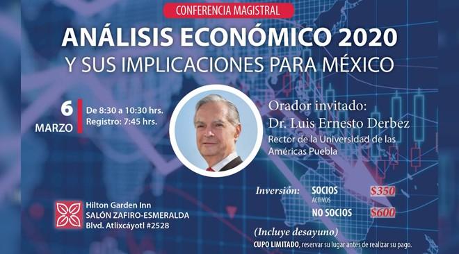 Análisis económico 2020 y sus implicaciones para México