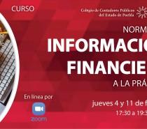 Normas de Información Financiera a la Práctica