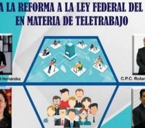 Analisis a la Reforma a La Ley Federal del Trabajo en Materia de Teletrabajo