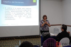 Aspectos Relevantes sobre el Dictamen IMSS e INFONAVIT