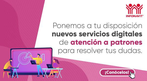Servicios digitales Infonavit