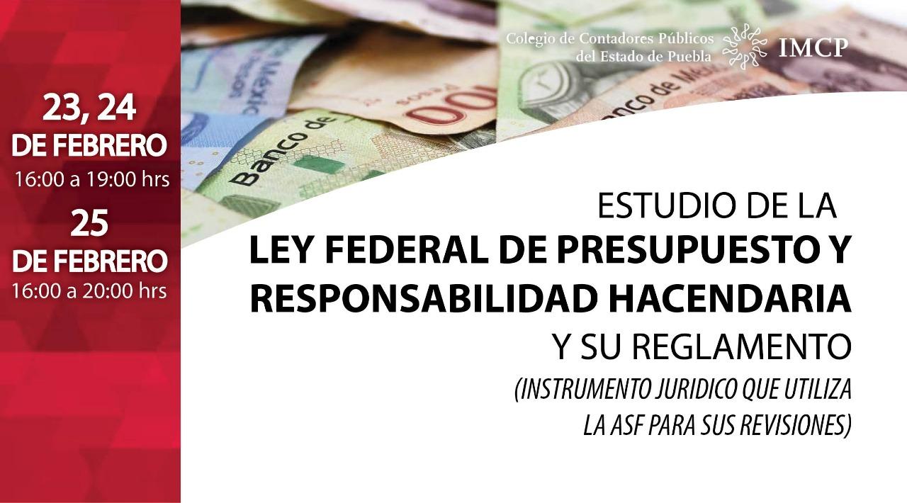 Ley federal de presupuesto